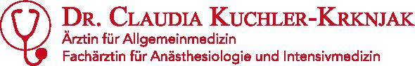 Ordination Dr. Claudia Kuchler-Krknjak